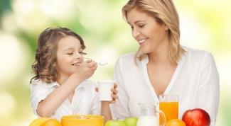 Как составить сбалансированное меню для ребенка