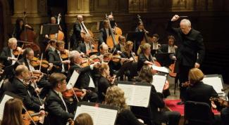 Какие инструменты входят в симфонический оркестр