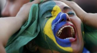 Как выступила Бразилия на ЧМ по футболу 2014