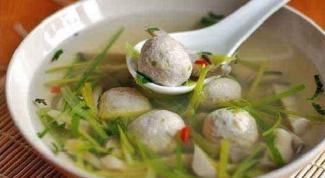 Как приготовить китайский рыбный суп
