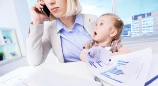 Карьера и ребёнок: что важнее для успешной женщины?