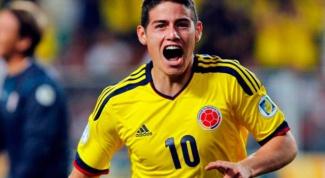 Как выступила сборная Колумбии на ЧМ 2014 в Бразилии
