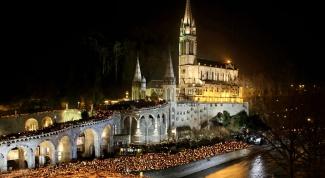 Почему Лурд считается духовным центром Франции