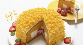 Как приготовить торт «Мимоза»