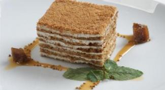 """Как приготовить классический торт """"Медовик"""""""