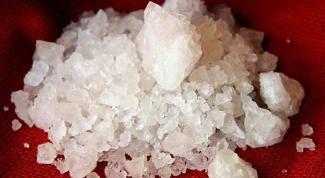 Как перестать есть соль