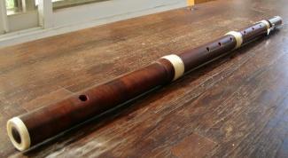 Флейта как музыкальный инструмент