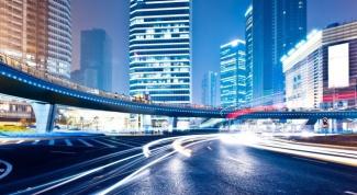Современный город как система