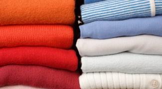Убираем катышки с одежды: проверенные способы
