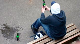 Проблемы с алкоголем у подростков