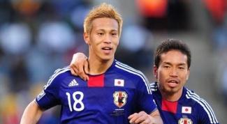 Как выступила сборная Японии на ЧМ 2014 по футболу