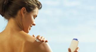 Выбираем для своей кожи солнцезащитный крем