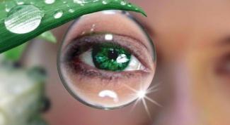 Что такое контактные линзы