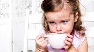 Какой чай можно детям
