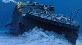 Like raise the Titanic