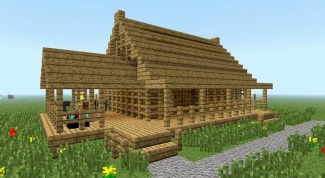 How to decorate a house in Minecraft