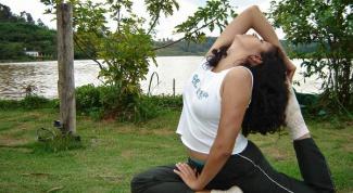 Как худеют от йоги
