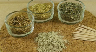 What herb helps with parasites