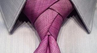 Как завязывать галстуки