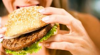 Какая еда считается жирной