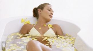 Как принимать лечебные ванны