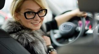 С каким зрением можно водить