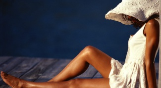 What cream protects from the sun