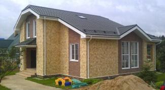 Как строить сип дом