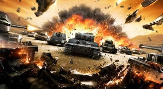 Как прокачать танки