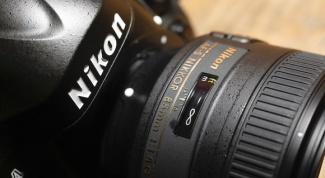 Как фотографировать на Nikon