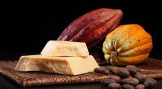 Рецепты с маслом какао от кашля