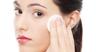 Средства для снятия макияжа и очищения кожи