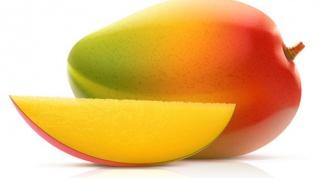 Манго: его свойства, происхождение и применение