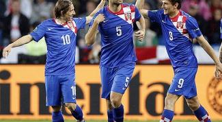 Как сыграла сборная Хорватии на ЧМ 2014 по футболу