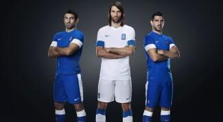 Как сборная Греции сыграла на ЧМ 2014 по футболу
