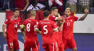Как сыграла сборная Швейцарии на ЧМ 2014 по футболу