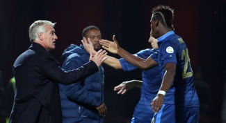 Как выступила сборная Франции на ЧМ 2014 по футболу