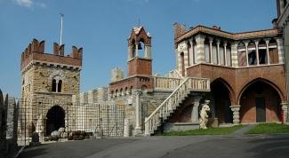 Некоторые достопримечательности Генуи