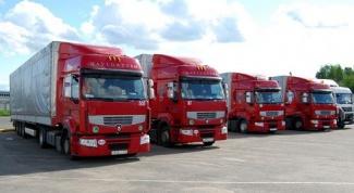 Как сотрудничать с транспортными компаниями
