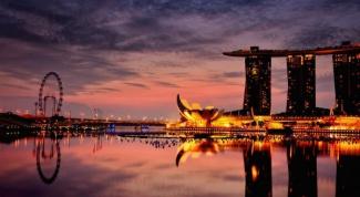 Что за страна Сингапур