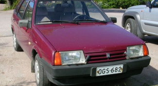 How to check thermostat on VAZ 2109