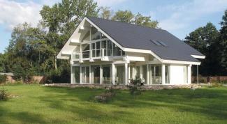 Как строить немецкие дома