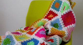 How to join square motifs crochet