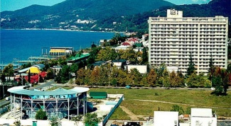 How to relax in Sochi inexpensive