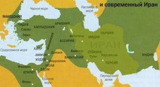Что за страна Персия