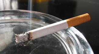 Как сигарета влияет на потенцию