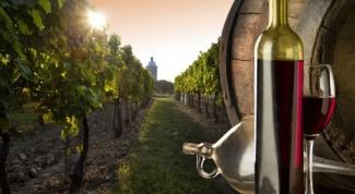 Как делают купажное вино