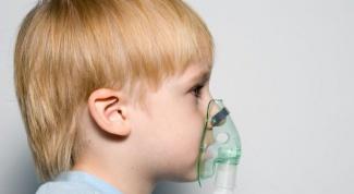 Как снять бронхоспазм у ребенка