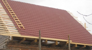 Как покрыть крышу дома