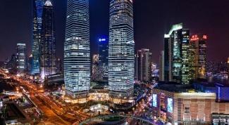 Что за город Шанхай